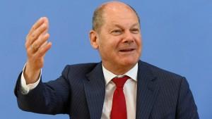 Wähler favorisieren Scholz als SPD-Kanzlerkandidat