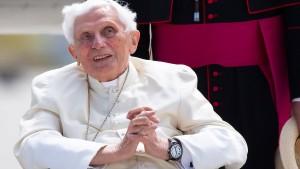 """Vatikan sieht """"keinen Anlass zu besonderer Sorge"""""""