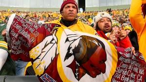 """Die """"Washington Redskins"""" sind Geschichte"""