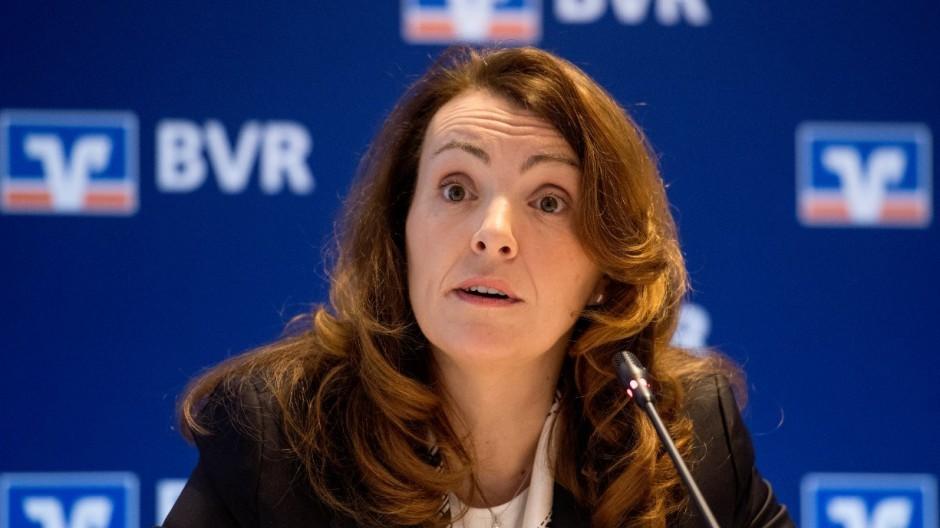 BVR-Präsidentin Marija Kolak