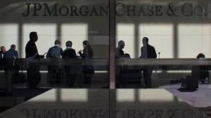 JP-Morgan-Banker müssen gehen