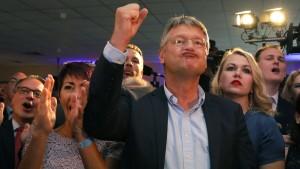 Wollen dafür sorgen, dass die Macht der EU kleiner wird
