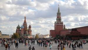 Liebesgrüße nach Moskau