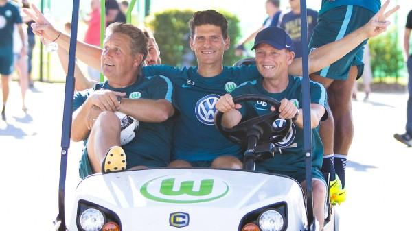 VfL Wolfsburg aktuell News und Infos der FAZ zu den Wölfen