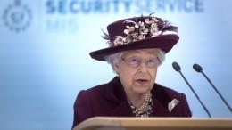 Queen beschwört britische Selbstdisziplin