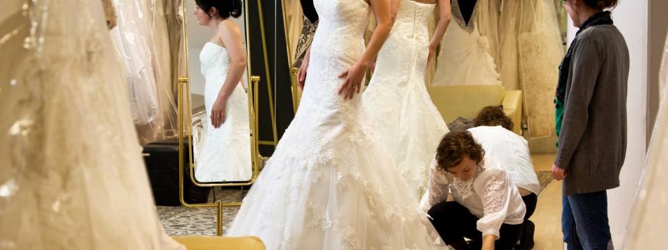 Prinzessinnen Brautkleider: Form & Look vom A-Linien
