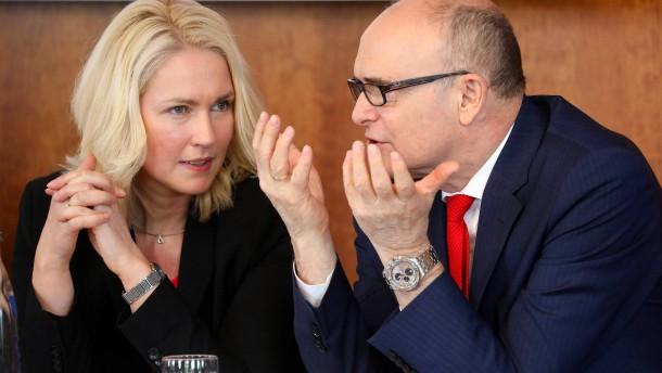 Ministerpräsident Sellering tritt zurück