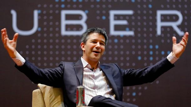 Uber lässt Konflikt mit Trump eskalieren