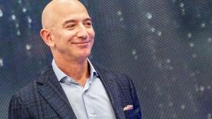 Jeff Bezos verkauft Amazon-Aktien für fast sieben Milliarden Dollar