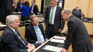Grüne wollen Gesetzespaket zur Flüchtlingshilfe zustimmen