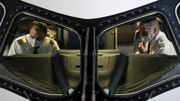 Lufthansa und Piloten einigen sich auf Sparbeitrag