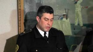 Ukrainischer Marine-Kommandeur läuft über