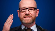 CDU-Generalsekretär Peter Tauber (im Dezember 2016 in Essen): Von den Wahlrechtsplänen der Regierung in NRW hält Tauber nichts.
