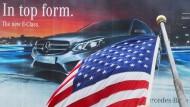 Amerikanische Sammelklage gegen Mercedes abgewiesen