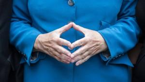 Die CDU rückt nach rechts, ein Problem für Angela Merkel