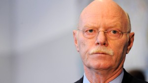 SPD-Politiker Peter Struck ist tot