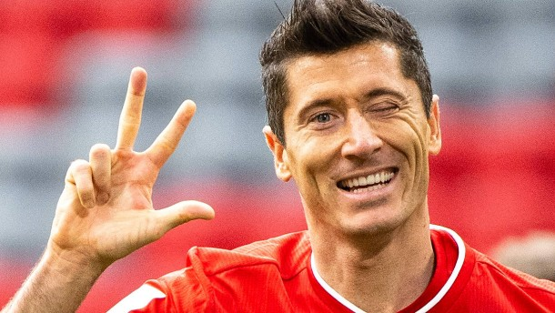 Lewandowski zum Fifa-Weltfußballer 2020 gewählt