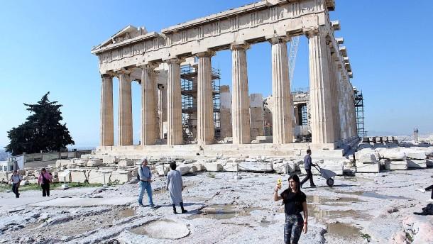Athen setzt auf Reformen