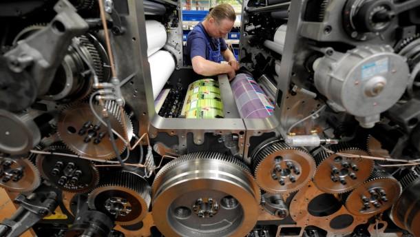 Maschinenbau in Deutschland