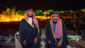 Saudi-Arabiens Aufbruch mit Makeln