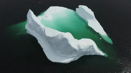 Klimawandel lässt bei Eisberg-Jägern die Kassen klingeln