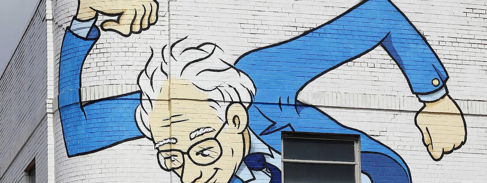 Art for Bernie