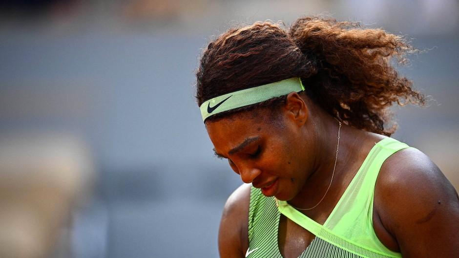 Muss eine Verletzung ausheilen lassen: Serena Williams