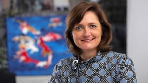 Eine Oberbürgermeisterin gegen die SPD-Spitze