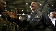 Obamas Überraschungsbesuch in Bagram