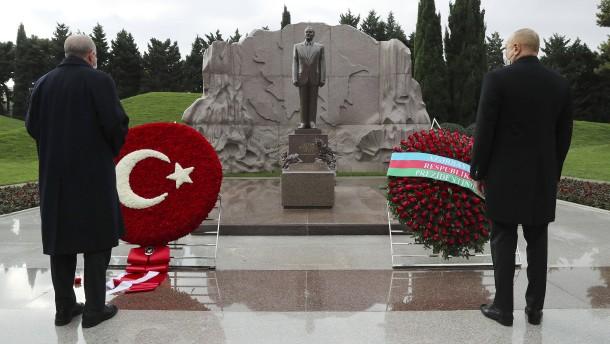 Armenien braucht internationalen Beistand