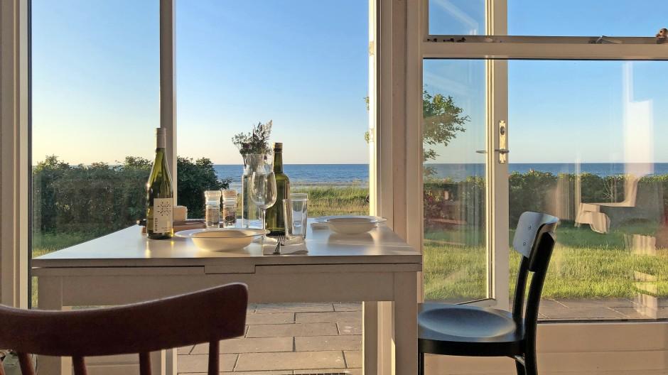 """Die kleine Ferienkolonie """"Lystrup Strand"""", im Norden der dänischen Halbinsel Djursland gelegen, ist nicht einfach ein Geheimtipp"""