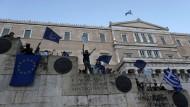 Stürmen die Griechen ihre Banken?