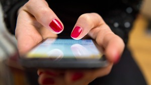 Wer schreibt heute noch SMS?