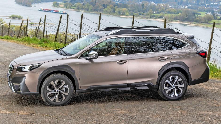 Subaru mit der vierten Generation des Infotainment-Systems