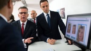 """""""Ein Fall wie Franco A. kann nicht mehr passieren"""""""