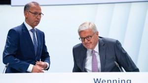 Bayer plant außerordentliche Aufsichtsratssitzung