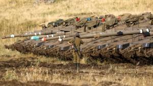 Iran verurteilt israelische Angriffe auf Syrien