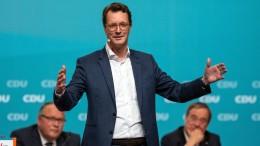 Hendrik Wüst zum Landesvorsitzenden gewählt