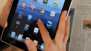 Tablet-Markt wächst weiter rasant