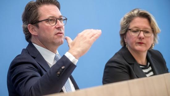 Bundesregierung streitet weiter über Grenzwerte
