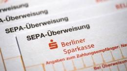 Die ersten 10.000 Sparkassen-Überweisungen in Echtzeit