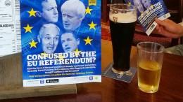 Weißbier-Boykott in britischen Pubs