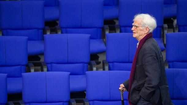 """""""Von der parlamentarischen Demokratie habe ich nicht viel gehalten"""""""
