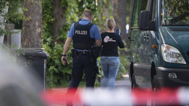 Verdächtiger erhängt sich in Frankfurter Gefängnis