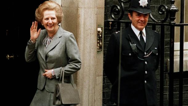 Mit Margaret Thatcher fing es an