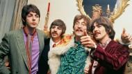 """""""Ich habe es aufgenommen, weil es mir gefallen hat."""" Jeder der Beatles hielt sich für den größten Songschreiber."""