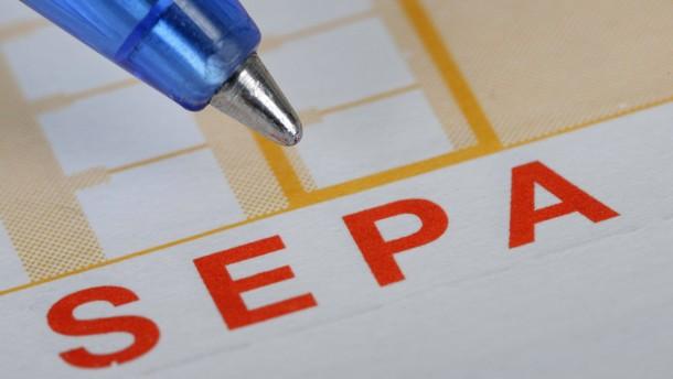 Kriminelle nutzen Sepa-Umstellung