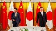 Vor dem G-20-Gipfel: Besonders auf Asien liegen die Hoffnungen vieler Investoren.