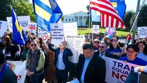 Trumps Angriff auf Transgender-Rechte