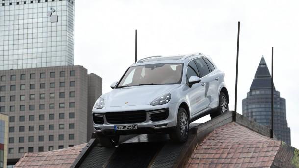 Möglicherweise auch Porsche von Manipulationen betroffen